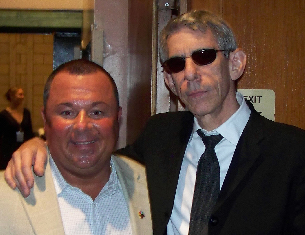 Salami with Richard Belzer